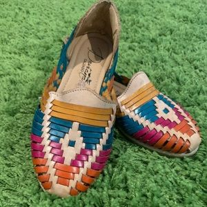 Colorful Huaraches